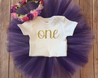First Birthday Outfit Girl, Smash Cake Outfit, 1st Birthday Girl Outfit, Girls First Birthday Outfit, Girls Bday Outfit, Smash Cake Tutu
