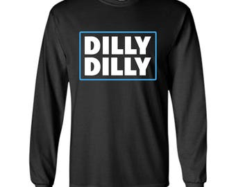Bud Light Official Dilly Dilly T-Shirt LS Ultra Cotton T-Shirt