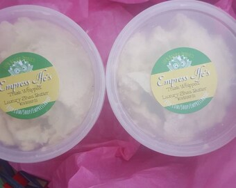 Luxury Thick Whipped Creamy Shea Butter ( non-greasy)