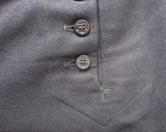 Vintage U S Navy Pants circa the 40's