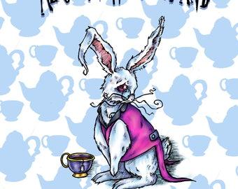 Alice in Wonderland Art Book