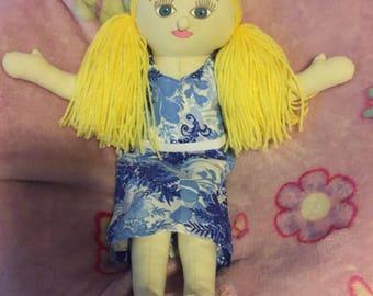 Cloth Baby doll