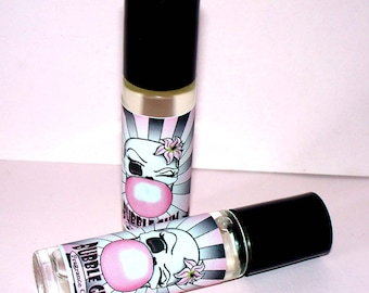 Bubble Gum Perfume Fragrance Oil Roller Vegan Perfume