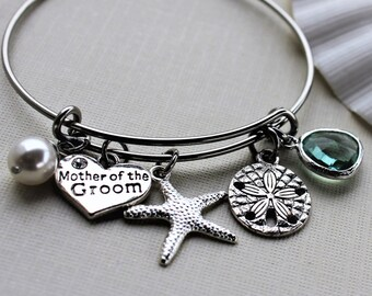 mother of the groom jewelry, mother of the groom bracelet, mother of the groom bangle, mother of the groom wedding gift, mother of the groom