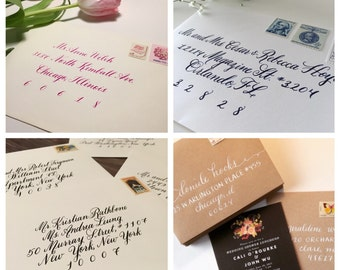 Calligraphy Samples