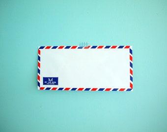 Airmail Envelope, set of 20