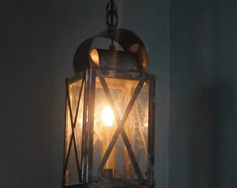 Hanging Lantern E/HA-46R w/X