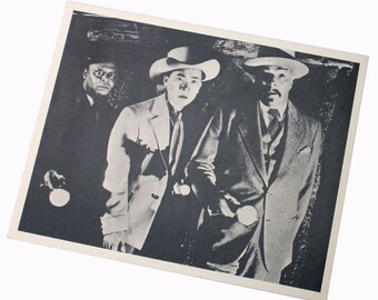Charlie Chan Fan Photo Studio copie 1935