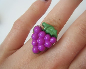 Ring bunch of grapes ♥ ♥