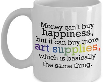 Gifts for Artists— Money can Buy More Art Supplies