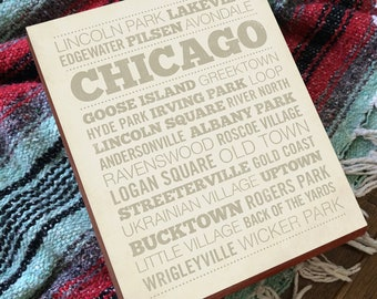 Chicago Neighborhood - Goose Island - Wicker Park Chicago - Logan Square Chicago - Gold Coast Chicago