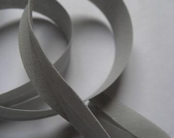 3m - Biais coton replié – gris clair (col 579)