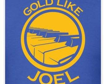 Umphreys McGee Gold Like Joel Warriors Lot Shirt   Men's