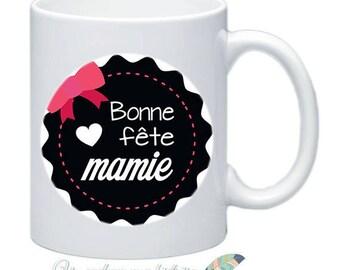 Great mothers Grandma birthday mug customizable cadeau_ #12 has