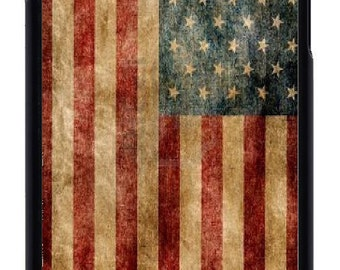 USA flag vintage distressed finish phone case for iPhone 6, 6 plus, 7, 7 plus, 8