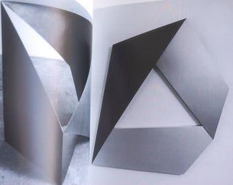 Sculptures Exhibition Catalogue Teodosio Magnoni 1962 - 1992, metal sculptor, Italian modern art book