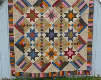Quilt Pattern - Skylight
