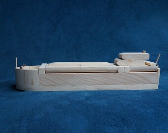 Storage and organization Hector, multifunction boat