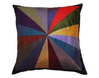 Colorful Rainbow Cushion Cover