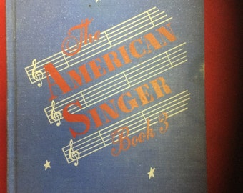 The American Singer Book 3