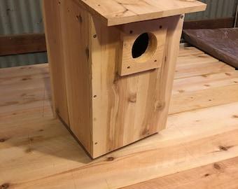 Save the Kestrel Nest Box