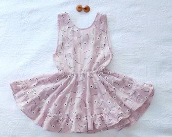 Daisy Flair Dress