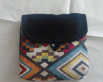 Ethnic print Pocket