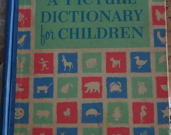 A Picture Dictionary for Children