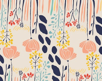 Summer Grove by Day - Meadow collection by Leah Duncan for Art Gallery Fabrics