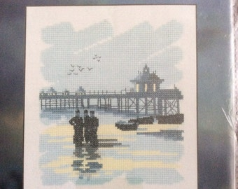 Twilights Cross Stitch - Pier