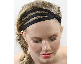Nurse Graduation Gift, Black Headband For Women, Hairbands For Women, Birthday Gifts For Her, Fabric Headbands For Women, RN Nurse Gift