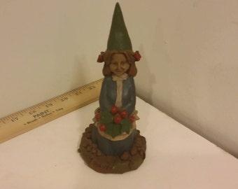 Tom Clark Gnome, Holly, Cairn Studio Item #31, 1991