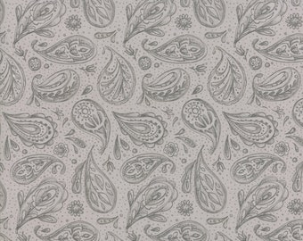 Dear Mum - Green Parsley Fabric - Robin Pickens - Sold by Half Yard