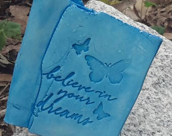 Polymer Clay Plaque