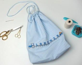Customizable Kindergarten Bag