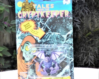 """1990's Tales From The Cryptkeeper """"Gargoyle"""" Action Figurine/ Good Condition"""