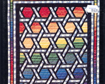 Strip Patchwork by Valerie Campbell-Harding