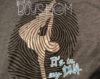 Boy's Dance DNA Shirt