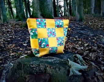Big projectbag autumn forest