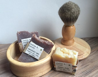 Dapper Dude Shaving Kit