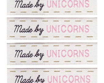 Sublime Stitching - Woven Labels - Made by Unicorns