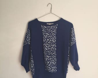 The Blues Sweater