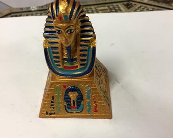 Amazing Unique Egyptian King Tut Made In Egypt