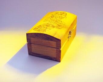 Anniversary card box etsy