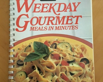 LAWRY'S Weekday Gourmet Meals in Minutes