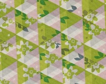 Cotton + Steel- Flutter- Melody Miller - Kaleidoscope in Citron