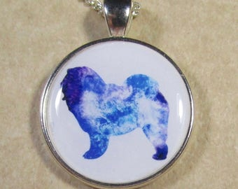 Chow Chow Pendant, Chow Chow Necklace, Chow Chow Jewelry, Chow Chow Gifts, Chow Chow Mom Gifts, Gifts with Chow Chow