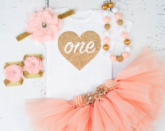 1st Bithday Girl Outfit,1st Birthday Outfit,Baby Girl 1st Birthday,First Birthday Outfit,1st Birthday Tutu,Girl First Birthday,Baby Girl