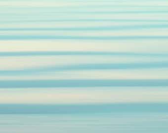 Minimalist canvas, abstract, canvas art, blue, wall art, fine art photography, nature, abstract art, oversized art, large wall canvas,dreamy