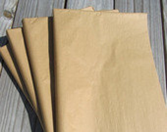 "24 Sheets Kraft Tissue Paper 20""x30"""